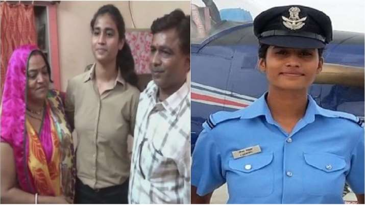 Aanchal Gangwal, Indian Air Force, Fighter Plane, Women Inspiration, Women Achievers, nari