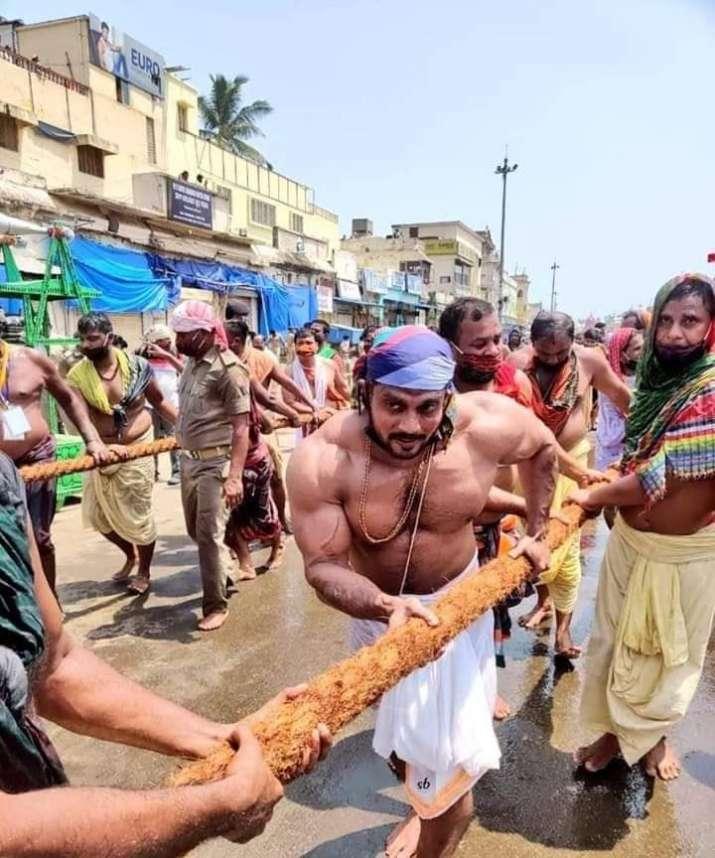 India Tv - Lord Jagannath Yatra, Puri, Odisha