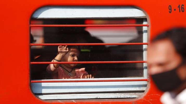 birth shramik special train indian railways