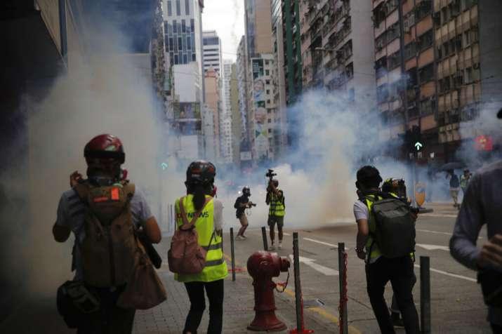 China threatens to retaliate against US over Hong Kong