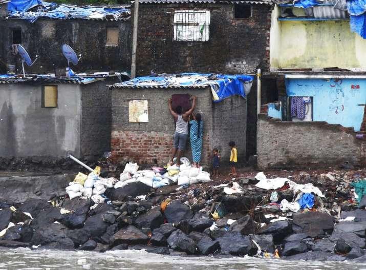 Video: Cyclone Nisarga makes landfall, blows away rooftops, trees uprooted