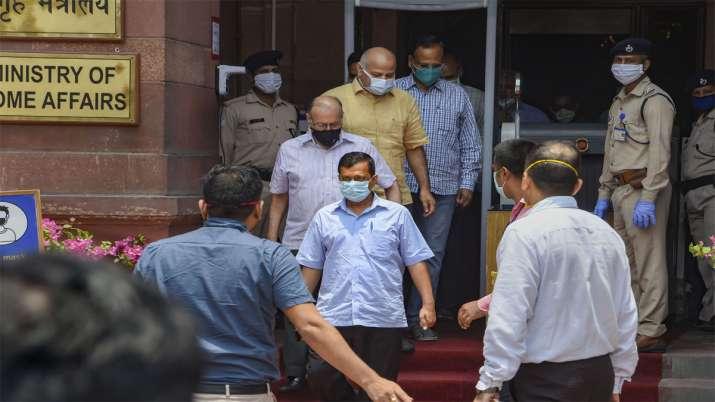 DMs ordered to make arrangements for 20,000 beds; Delhi