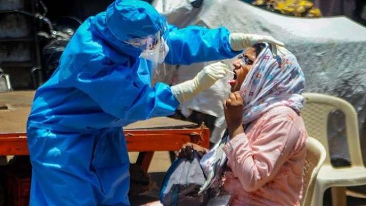Coronavirus cases in Assam