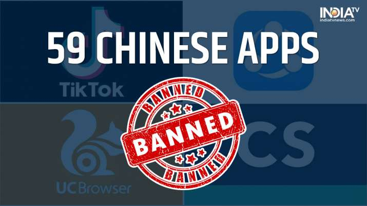 BREAKING: Govt bans 59 Chinese apps including TikTok, UC Browser ...