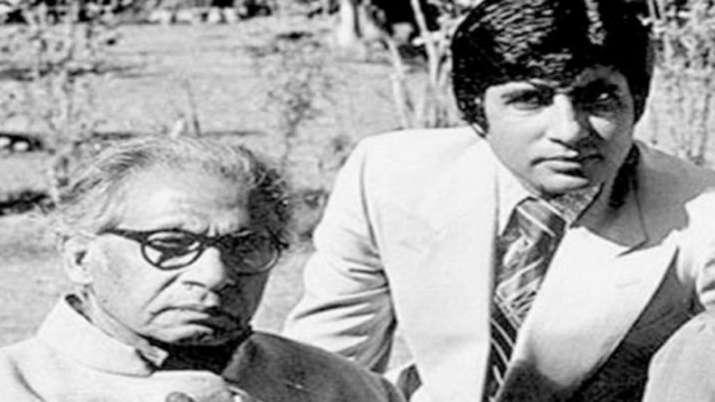 Amitabh Bachchan spreads positivity amid COVID-19 scare through father Harivansh Rai Bachchan's poem