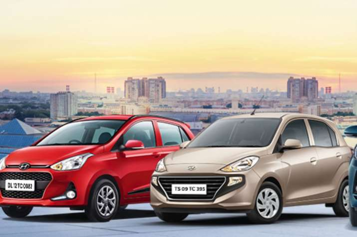Planning to buy a new car? Hyundai is offering benefits worth up to Rs 1.05  lakh in June 2020 | Hyundai News – India TV