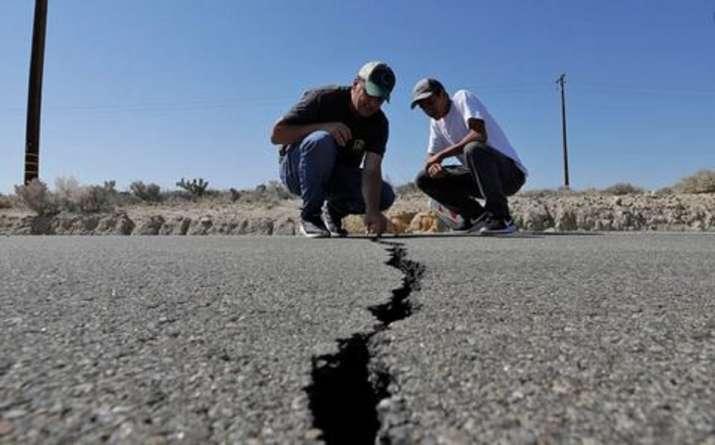 6.8-magnitude earthquake strikes Indonesia