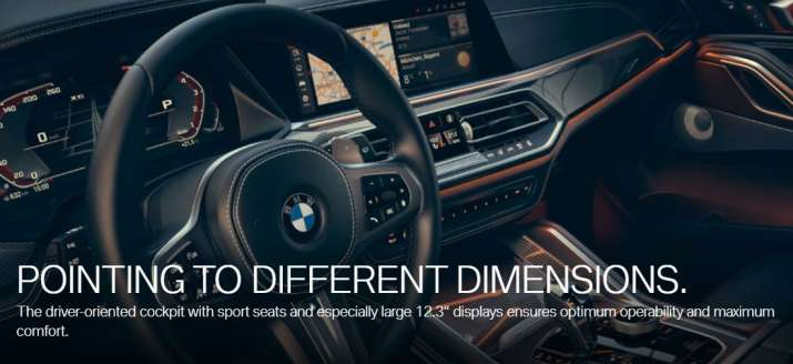 India Tv - BMW launches all-new X6 in India. Price starts at Rs 95 lakh