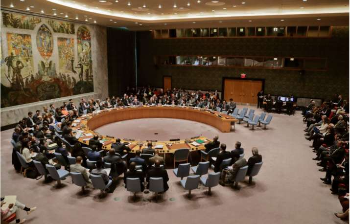 India elected as a non-permanent member of the United Nations Security Council