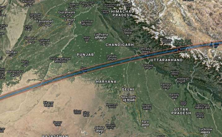Solar Eclipse 2020: Will Delhi-NCR see Maximum Solar Eclipse?