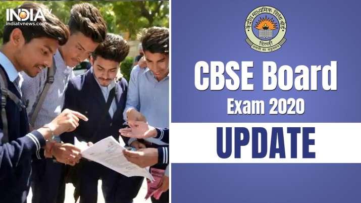 CBSE Board Exam 2020, CBSE Board Class 10, CBSE Board Class 12 exams 2020
