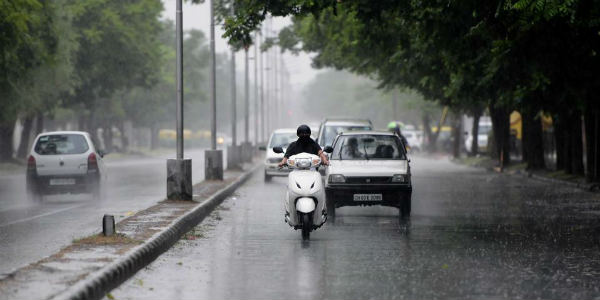IMD Weather report: According to Indian Meteorological Department, rainfall predicted over Punjab, Haryana, Chandigarh, and Delhi on Tuesday.