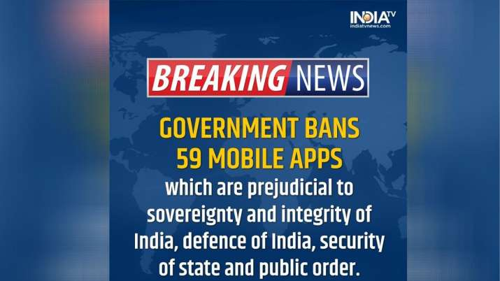 chinese apps, china apps banned, list of chinese apps banned in India, digital strike, latest tech n