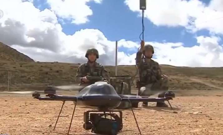 Video: Amid LAC standoff, China conducts high-altitude military drill with advanced tanks, missile s