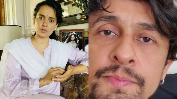 After Kangana Ranaut, Sonu Nigam appeals to boycott Chinese products after India-China border clash