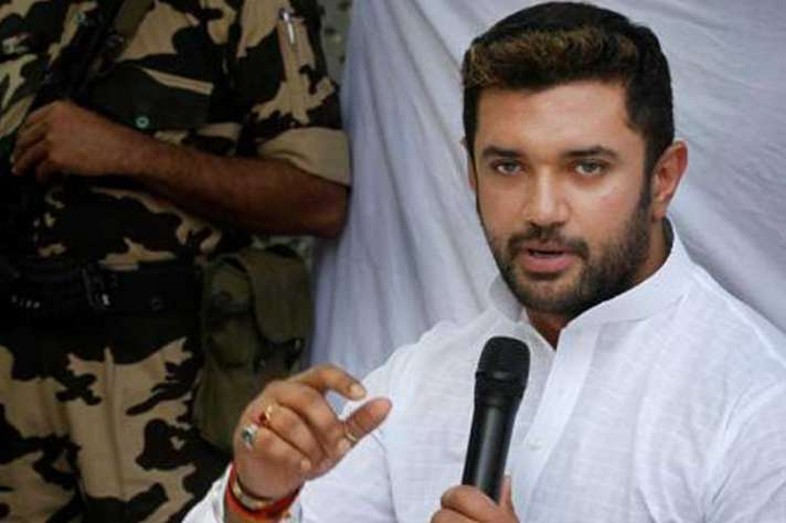 LJP says Chirag Paswan definitely the CM candidate in Bihar polls, to contest in 143 seats