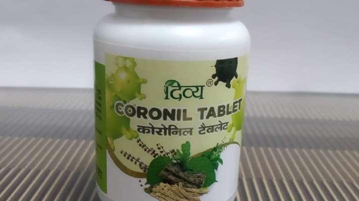 What is coronil Patanjali medicine to cure coronavirus disease ...
