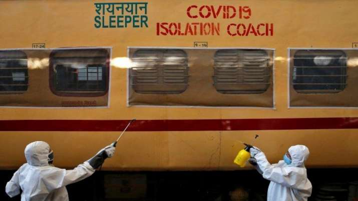 Bamboo chicks, bubble-wraps, coolers- How Railways trying to keep isolation coaches cool