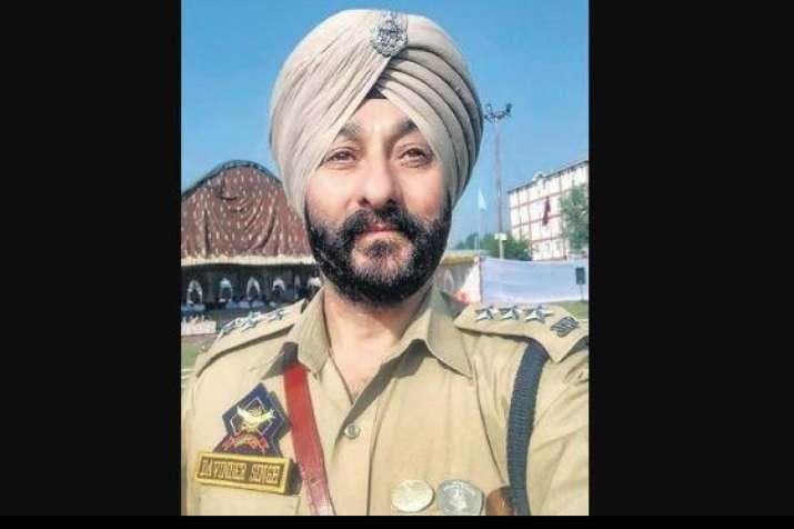 Suspended J&K DSP Davinder Singh gets bail in terror casepti
