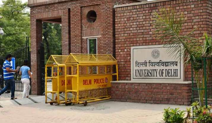 India Tv - University of Delhi