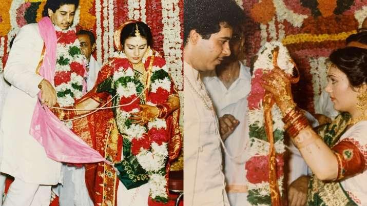 Ramayan's Sita aka Dipika Chikhlia reveals how she met her real-life Ram and husband Hemant Topiwala