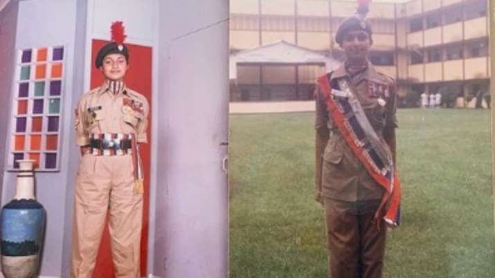 Yeh Hai Mohabbatein star Divyanka Tripathi shares throwback photos from NCC days. Seen them?