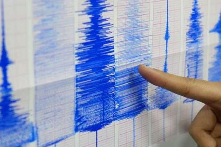 Earthquake tremors felt in Jammu and Kashmir