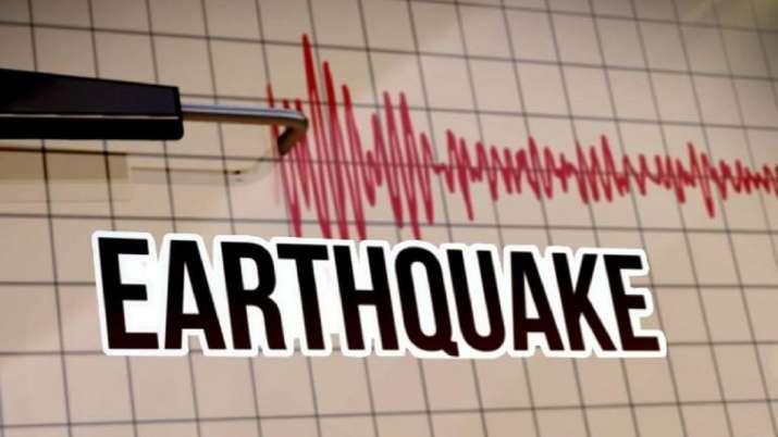 Earthquake, Andaman Nicobar