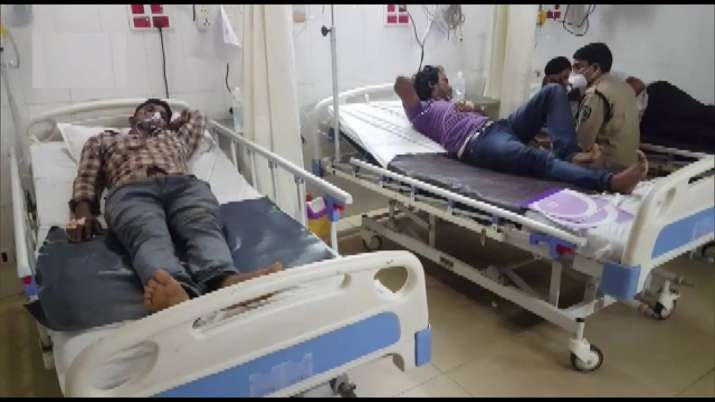 Visakhapatnam: 2 dead, four hospitalised after gas leakage in a pharmaceutical factory