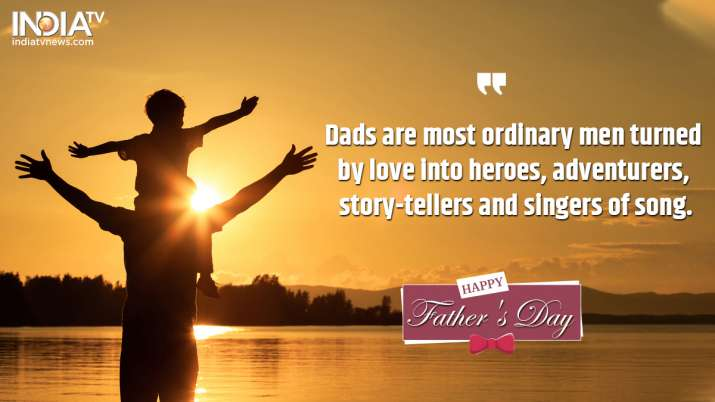 India Tv - happy father's day