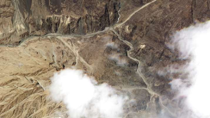 Galwan Valley, Galwan River, Ladakh, Line of Actual Control, LAC