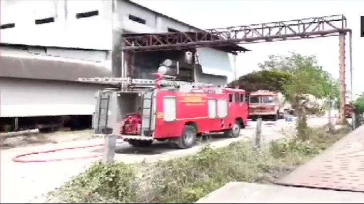 1 killed in gas leak at Andhra industrial plant