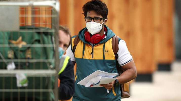 Pakistan is in a two-week quarantine in Worcester for a