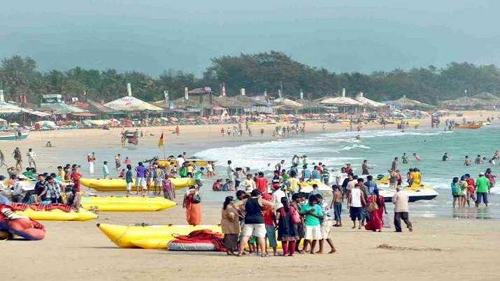 Goa: People advised not to visit beaches, venture into the sea