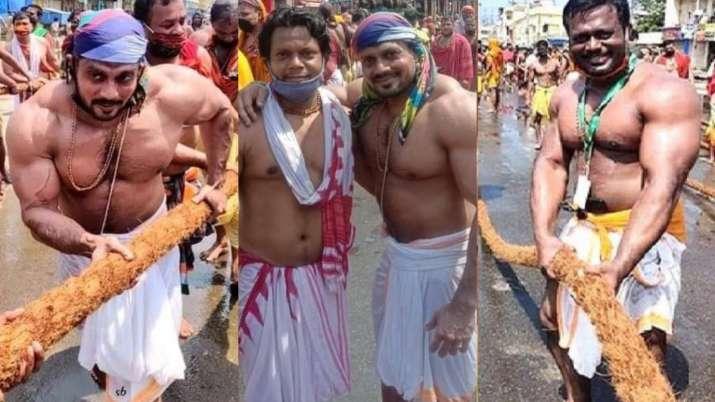 Lord Jagannath Yatra, Anil Gochikar, Gochikar brothers