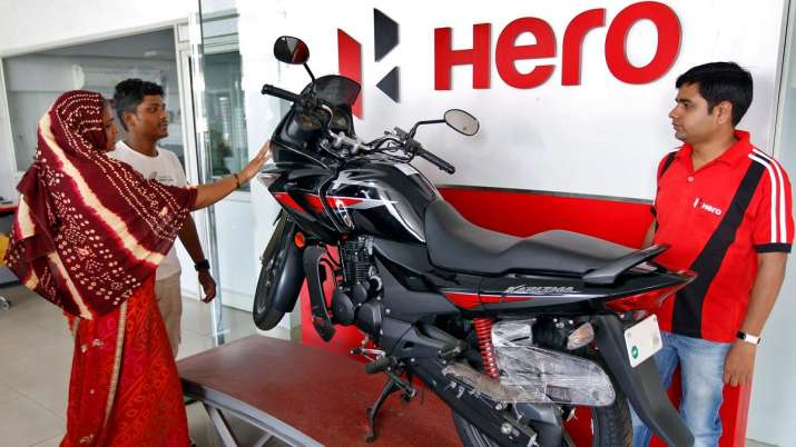Hero MotoCorp hands over 100 scooters to women police officers in Gorakhpur