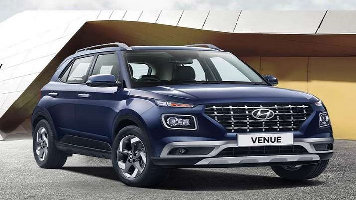 Hyundai Venue crosses one lakh sales-mark