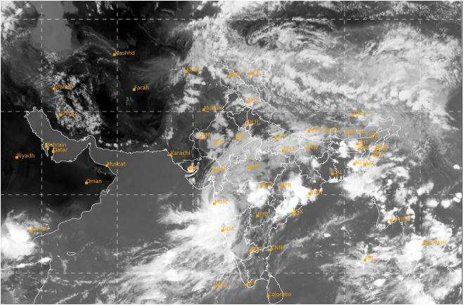 Cyclone Nisarga live tracker,Cyclone Nisarga app,cyclone nisarga app download,cyclone tracking,track