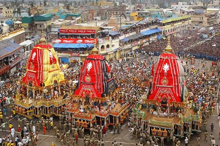 Supreme Court stays annual Rath Yatra at Puri's Jagannath Temple in Odisha  on June 23 | India News – India TV