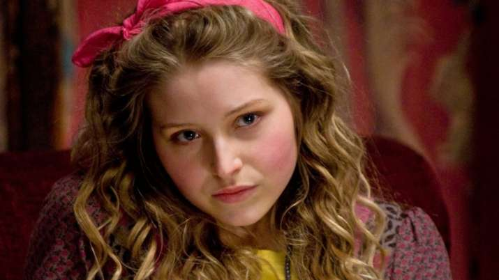 'Harry Potter' actor Jessie Cave expecting third child ...