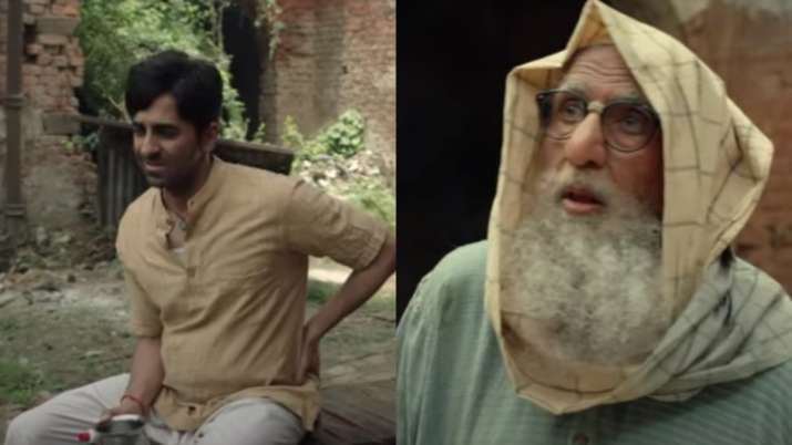 Excited for Gulabo Sitabo? Don't miss this fun BTS video of Big B, Ayushmann Khurrana starrer