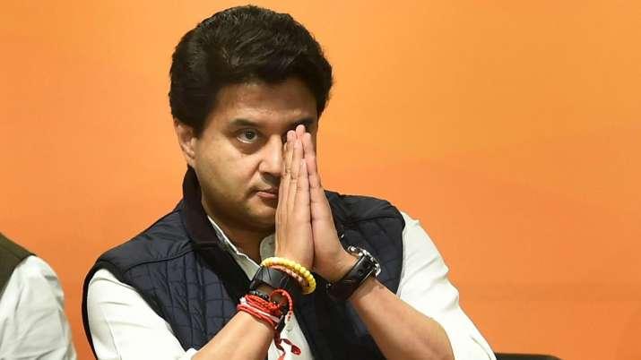 Jyotiraditya Scindia BJP, Jyotiraditya Scindia Twitter, Jyotiraditya Scindia twitter bio, Jyotiradit