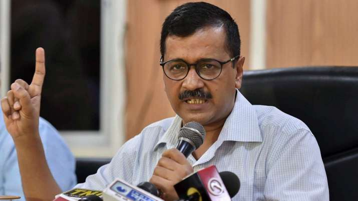 COVID-19 situation in Delhi is fast improving: Arvind
