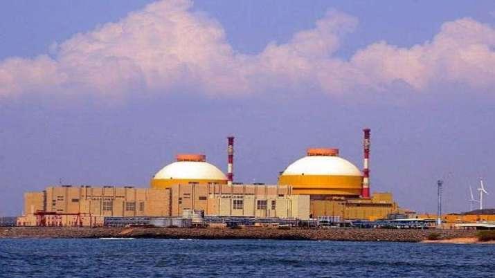 Kudankulam nuclear power plant, Russia, Nuclear power plant