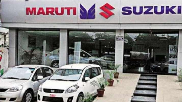 Maruti records 86 per cent slump in May sales at 18,539 units