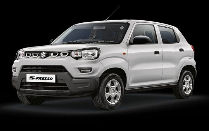 Maruti drives in S-CNG variant of S-Presso at Rs 4.84 lakh