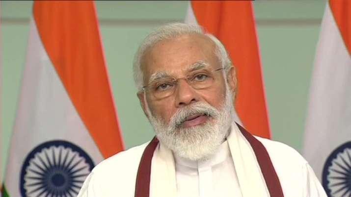 India's COVID-19 fight people-driven: Modi