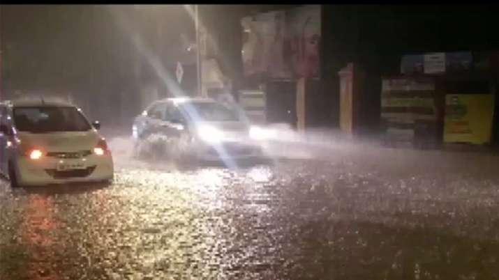 मुंबई में बारिश, मानसून, मुंबई, महाराष्ट्र में भारी बारिश
