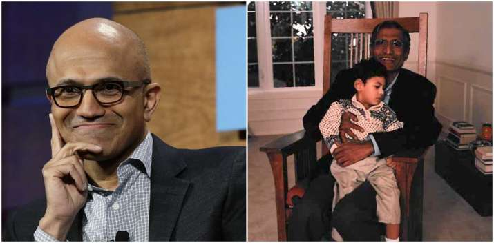 Microsoft CEO Satya Nadella shares heartfelt note remembering his father