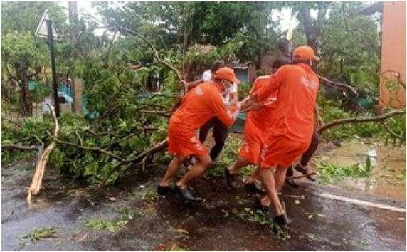 India Tv - Cyclone Nisarga